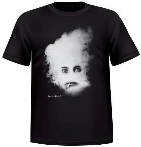 """No Smoking"" – 1 of 6 T-shirt designs (see below)"